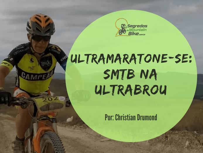SMTB na UltraBrou: Ultramaratone-se.